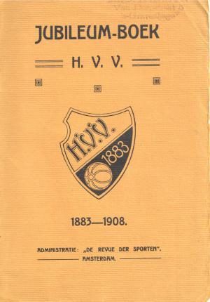 Jubileum-boek H.V.V. 1883-1908