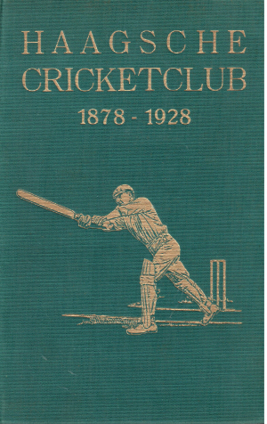 Haagsche Cricket Club 1878-1928