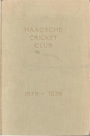 Haagsche Cricket Club 1878-1938