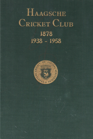 Haagsche Cricket Club 1878-1958