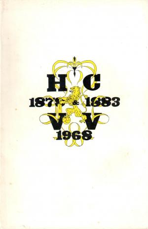 Haagsche Cricket Club 1878-1968