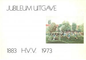 Jubileum uitgave HVV 1883-1973