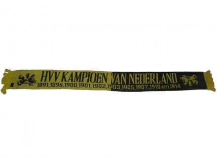 HVV kampioen van Nederland sjaal