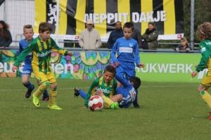 ADO U09 wint met 3-0 van KRC Genk