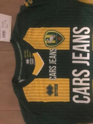A. Gesigneerd shirt ADO Size 2020 Size L - alternatief kavel A is shirt Utrecht